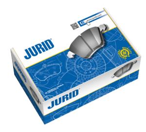 Nowe opakowania i nowa odsłona strony internetowej Jurid