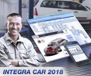 Zarabiaj więcej na naprawach z oprogramowaniem IntegraCar 2018