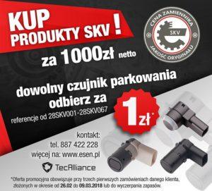 Promocja na produkty SKV