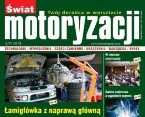 Świat Motoryzacji 2/2018