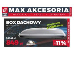 MAX AKCESORIA, czyli najlepsze promocje od Inter Cars