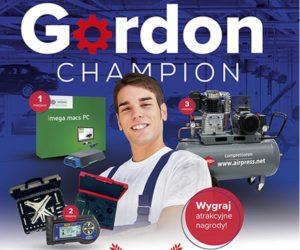 II edycja turnieju GORDON CHAMPION