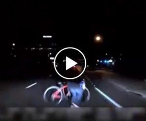 Ofiara autonomicznego samochodu – nagrania z kamer