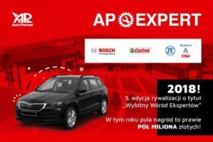 AP EXPERT 2018 – rusza 5. edycja