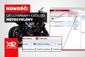 Katalog motocyklowy dostępny w Auto Partner