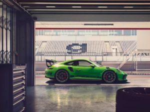 Nowy model Porsche 911 GT3 RS na oponach Dunlop Sport Maxx Race 2