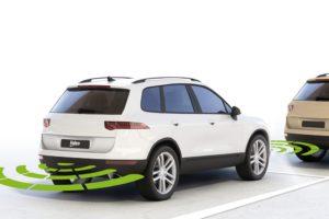 Nowa generacja czujników parkowania od Valeo