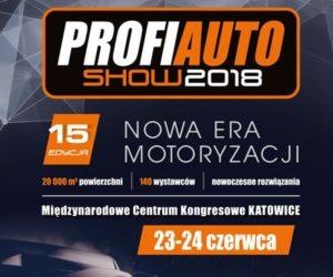 Już wkrótce jubileuszowe targi ProfiAuto Show