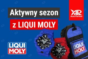 Aktywny sezon z LIQUI MOLY – promocja w AP