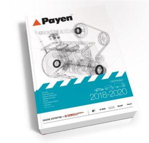 Nowy katalog uszczelnień olejowych Payen