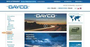 DAYCO GARAGE – firmowy portal dedykowany profesjonalistom