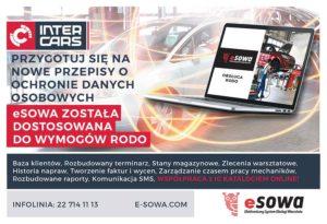 Program eSOWA dostosowany do wymogów RODO