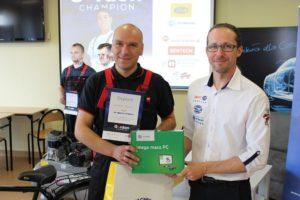 Znamy Mistrza Elektroniki Samochodowej Gordon Champion!
