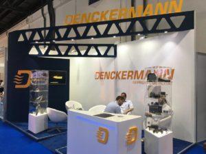 Denckermann na Automechanice w Dubaju