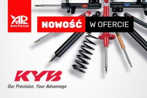 Produkty KYB w Auto Partner SA
