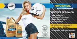 Nowość marki Ravenol dla pojazdów z silnikami Diesla BlueHDi
