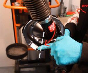 Wymiana amortyzatora w Mitsubishi ASX - instrukcja