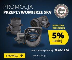Promocja przepływomierzy w SKV