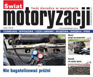 Świat Motoryzacji 5/2018
