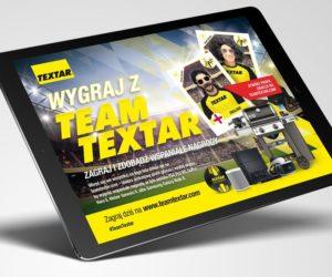 TMD ogłasza nabór do Team Textar