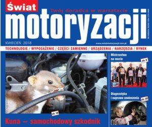 Świat Motoryzacji 4/2018