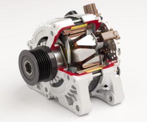 DENSO poddało testom konkurencyjny alternator