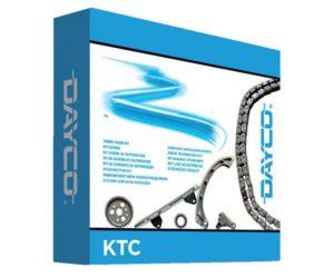 DAYCO KTC: zestawy łańcucha rozrządu