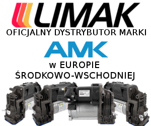 Limak autoryzowanym dystrybutorem AMK