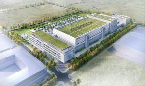 Początek budowy fabryki półprzewodników Bosch