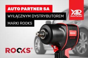 Auto Partner wyłącznym dystrybutorem marki ROOKS