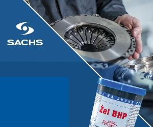Nowa promocja w AP – asortyment marki Sachs