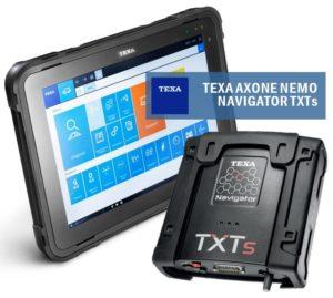 Wymień dowolny tester na najnowsze rozwiązanie TEXA