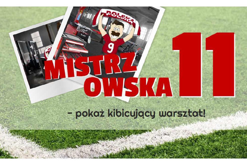 Mistrzowska 11 – konkurs PHU Szczepan