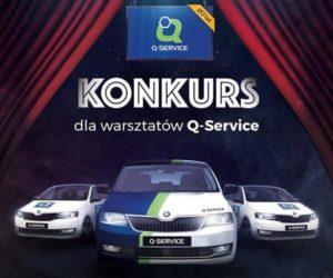 20-lecie warsztatów Q-Service. Inter Cars przygotował konkurs.