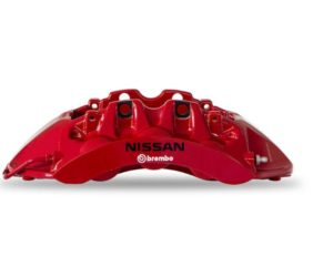 Specjalny zacisk Brembo dla Nissana