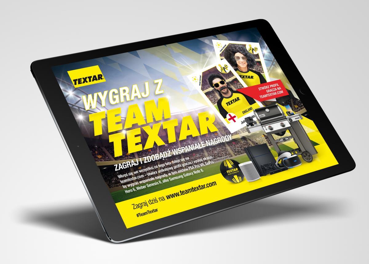 Kibicujesz czy grasz w Team Textar?