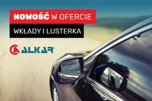 Lusterka ALKAR w ofercie Auto Partner