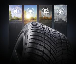 Opona całoroczna Bridgestone już w sprzedaży