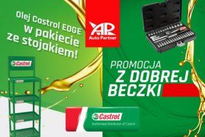 Dwie nowe promocje na oleje Castrol w Auto Partner