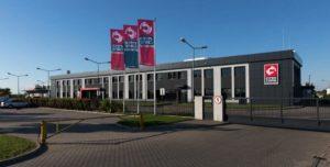Inter Cars modernizuje siedzibę
