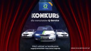 Samochód zastępczy na rok – konkurs Inter Cars