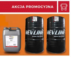 Olej za olej – akcja promocyjna Inter Cars