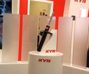 KYB nagrodzony przez Toyotę