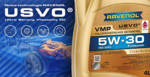Nowa technologia olejów Ravenol