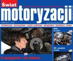 Świat Motoryzacji 9/2018