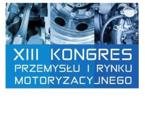 Zarezerwuj swój czas na najważniejszy Kongres Przemysłu i Rynku Motoryzacyjnego