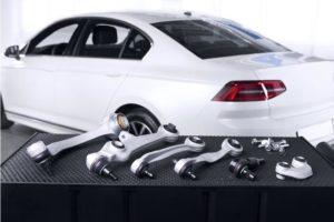 Delphi Technologies przedstawia nową ofertę tulei metalowo-gumowych