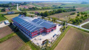 Caffaro rozbudowuje fabrykę