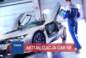 Aktualizacja oprogramowania TEXA IDC5