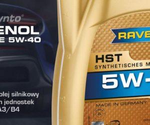 Nowy olej RAVENOL z klasą ACEA A3/B4